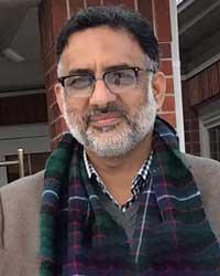 Syed Waqas Jafri
